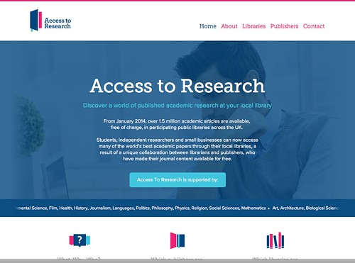 #AccessToResearch