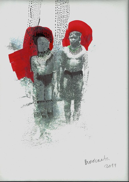 """Aborigenes"" de Leo & Pipo"