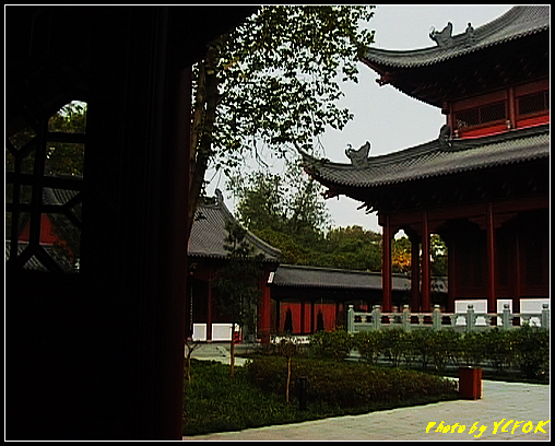 杭州 西湖湖畔的錢王祠 - 048