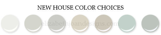 New House Paint Colors 1