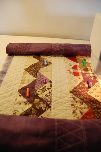 Quilting Diamonds