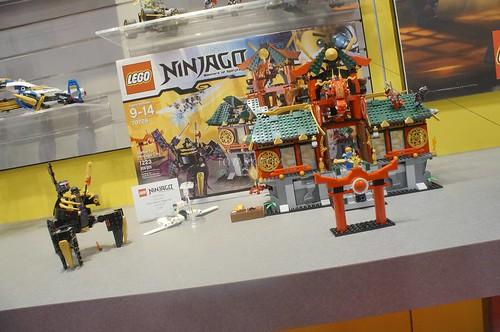 LEGO Ninjago 70728 Box