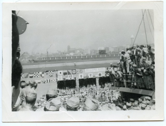 "Korean War Vets ""Pier"", Seattle, 1951 (7 of 7)"