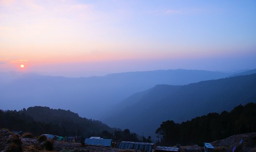 morning travel india nature composition sunrise trekking landscape adventure bengal darjeeling himalayas manebhanjang trekroute dhotre