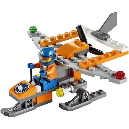 LEGO City Arctic Microlight