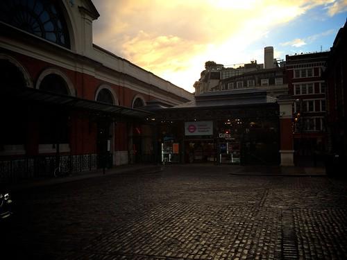 <p>London Transport Museum</p>