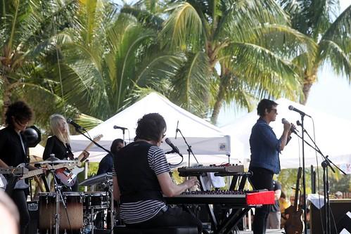"2/15/14 - Nassau, Bahamas, Blue Lagoon Island, ""Weezer Cruise"" 12805099155_2ba2f1858f"