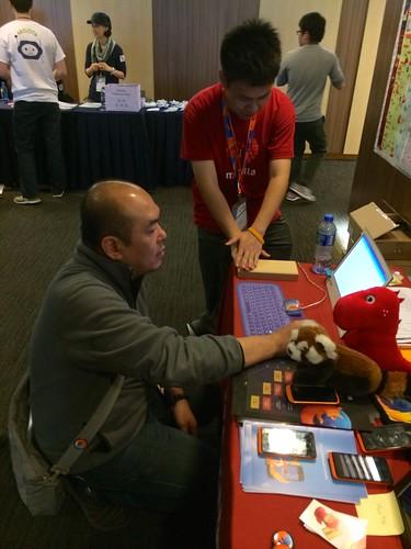 HKOSC - Mozilla Booth - 3