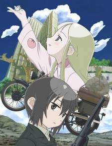 Kino no Tabi: The Beautiful World - Byouki no Kuni: For You - Kino's Journey: The Beautiful World - The Land of Sickness: For You | Land of Illness | Land of Disease | Kino no Tabi Movie 2