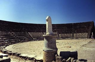 390Zypern Salamis Theater