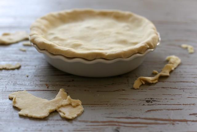 Double Crust Chicken Pot Pie
