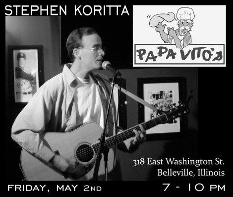 Stephen Koritta 5-2-14
