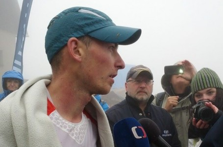 Zemaník a Mertová historicky prvními mistry ve skymaratonu