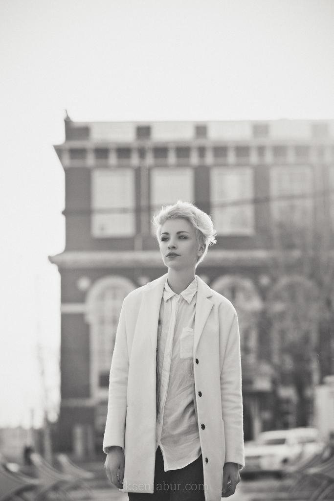 Фотосессия девушки Новосибирск, фотограф Новосибирск, фото портрет, прогулочная фотосессия