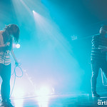 CHVRCHES // Terminal 5 photographed by Chad Kamenshine