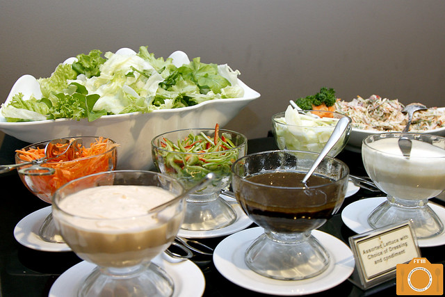 BBQ Buffet Salad Bar