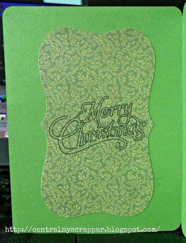 Christmas Card Week 29 - option a - inside