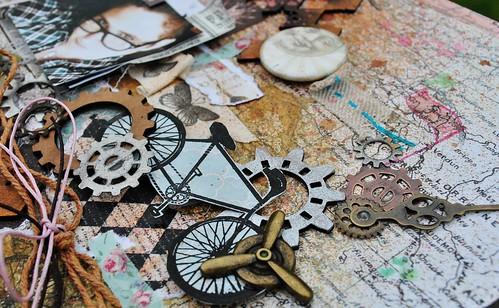 bike and gears