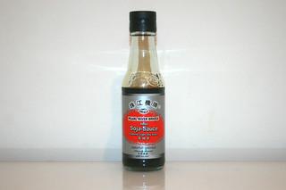 09 - Zutat Soja-Sauce / Ingredient soy sauce