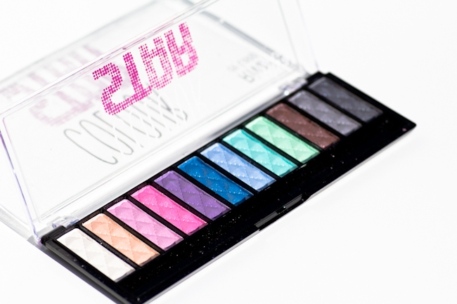 Rival de Loop, Rossmann, Colour Star, Lidschatten, Lidschatten-Palette, Limited Edition, Eyeshadow Kit