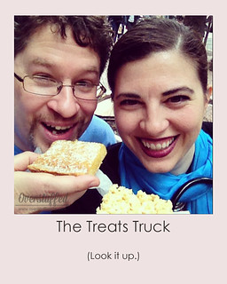 NYC Selfie Treats Truck