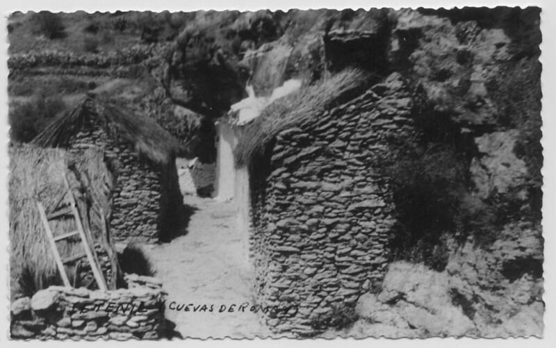 Casa en las Cuevas Román