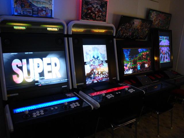 FS Parts: Sega Blast City, Sega New Astro City, FlyHigh Noir HD ...