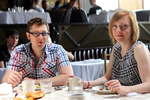 Brunch at the Loring
