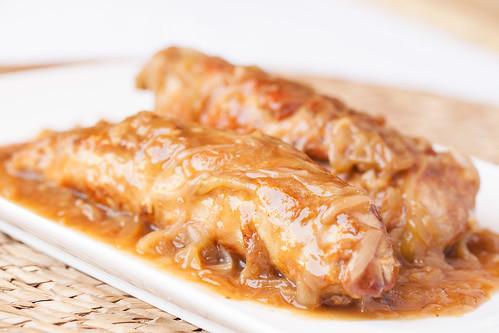 Rellom amb salsa de Pedro Ximénez-1