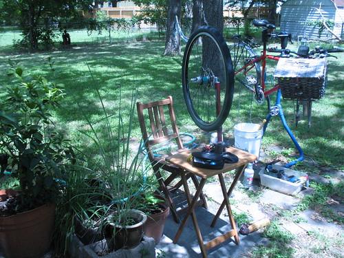 Backyard Bike Shop