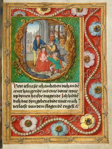 008-Libro de horas de Aussem-Art Walters Museum Ms. W.437