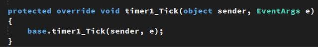 [C#] 使用者控制項-2