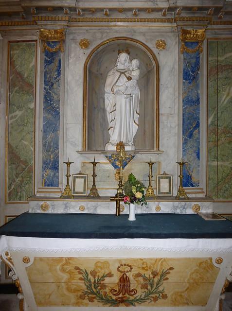 012 Église Saint-Martin, Lestre