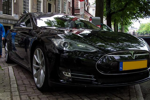 Tesla motor 1 in Ams