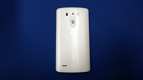 LG G3 ด้านหลัง