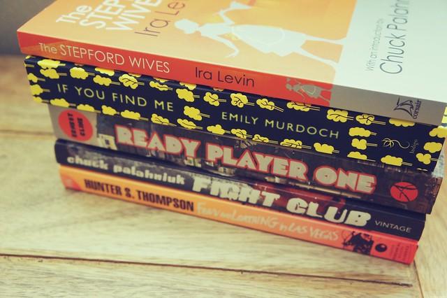 re-read books
