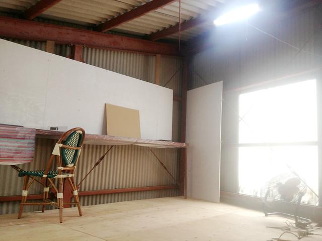New studio, right side