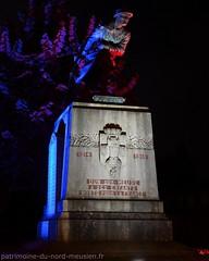 DUN-SUR-MEUSE | Le monument aux morts de Dun a été inauguré le 16 septembre 1923. - Photo of Mont-devant-Sassey