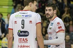 Blu volley Calzedonia vs diatec