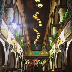 Art at the heart of the Souq.