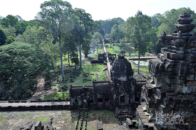 Angkor Wat circuito corto