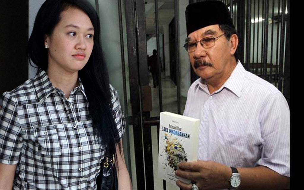 Pengakuan Blak-blakan Antasari, Rani Juliani Merupakan Bagian Skenario Menjebloskan Dirinya Saat Jadi Ketua KPK