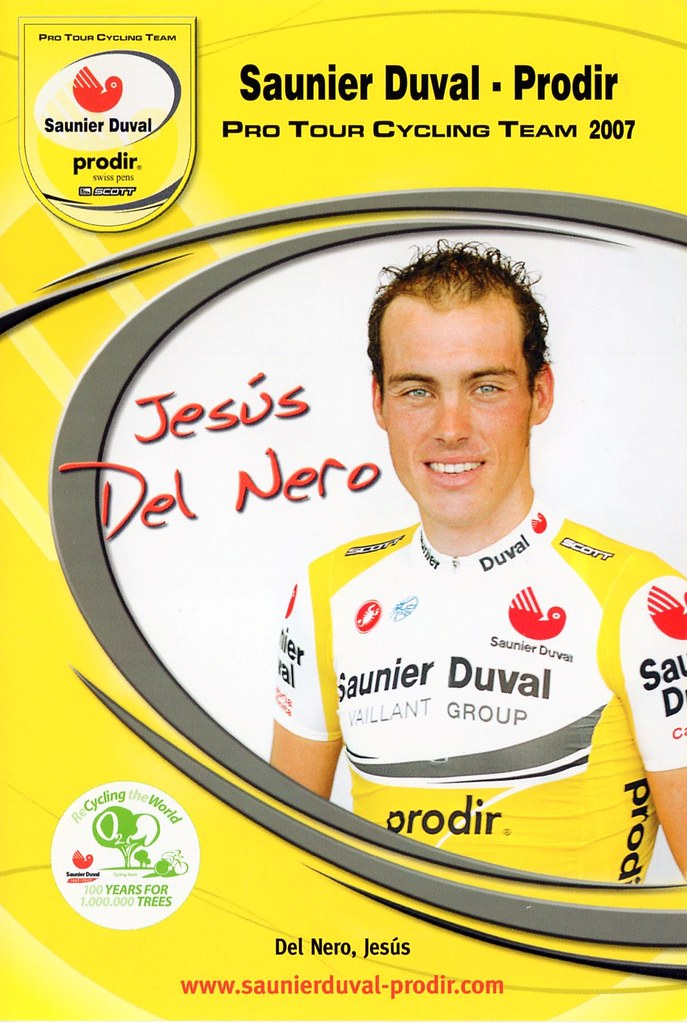 Jesus Del Nero - Saunier Duval Prodir 2007