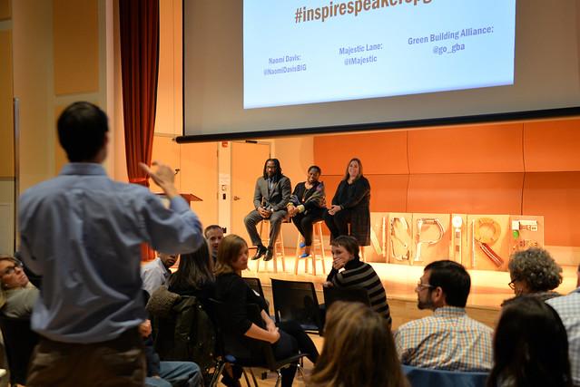 Inspire Speakers Series with Naomi Davis and Diana Bucco