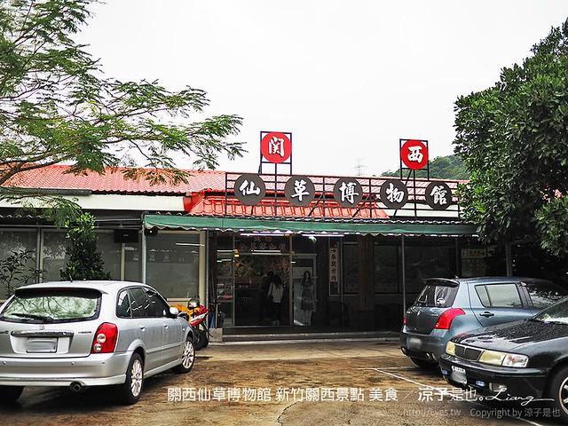 關西仙草博物館 新竹關西景點 美食 168