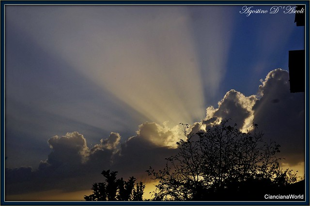 Raggi di sole.. autunnali - Dicembre-2016