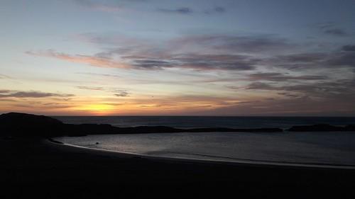 sunrise newzealand wairarapa castlepoint
