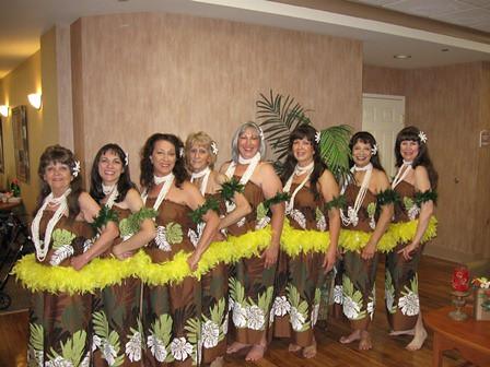 Hawaiian Themed Room Decor