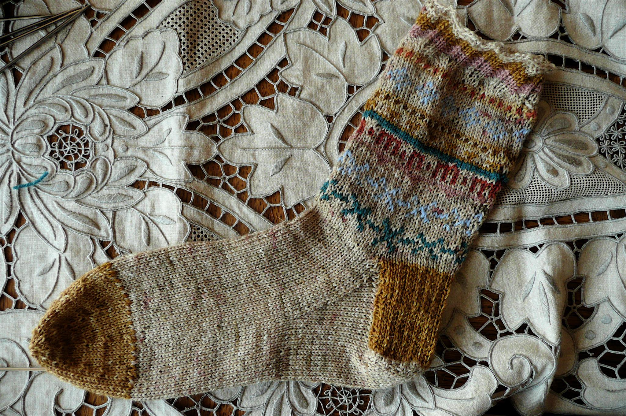 Knitting Vintage Socks Nancy Bush : Uinta cabin socks nancy bush knitting vintage