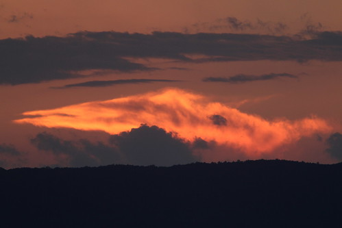 sunset georgia northgeorgiamountains ellijaygeorgia